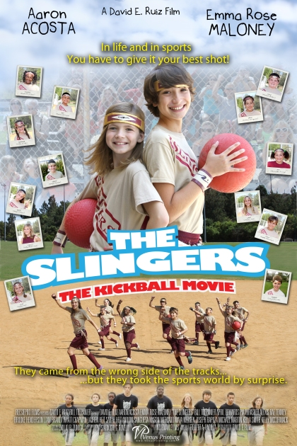 The Slingers Poster New