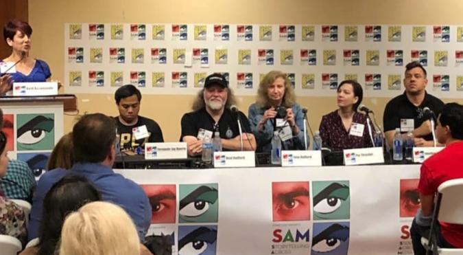SAM2018filmmakerpanel